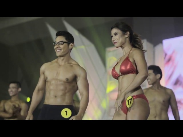 Golds Gym Philippines BodyCon 2016