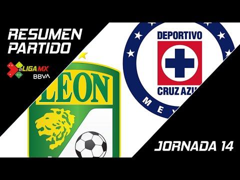 Resumen   León 0 - 4 Cruz Azul   eLiga MX - Clausura 2020 - Jornada 14   LIGA BBVA MX