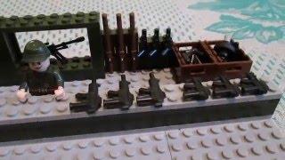 Новая lego самоделка (магазин оружия)