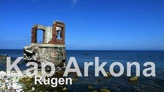 Kap Arkona der Leuchturm, Vitt und der Königsstuhl auf Rügen