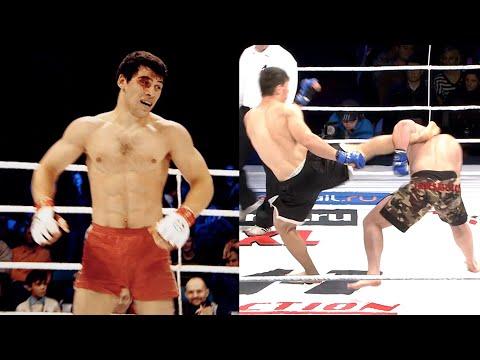 Тяжелый бой Анатолия Токова! Первая битва звезды Bellator и бойца команды Федора!