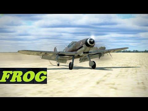 Bf109K-4 Vs P47D Bodenplatte - IL-2 Sturmovik: Battle of Stalingrad