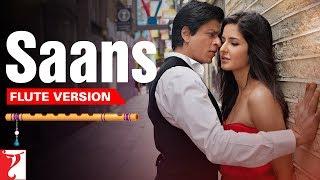 Download Mp3 Flute Version: Saans | Jab Tak Hai Jaan | A. R. Rahman | Gulzar | Vijay Tambe