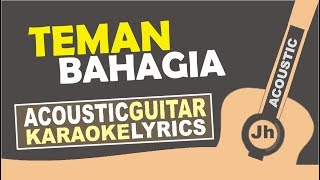 Jaz Teman Bahagia Karaoke Instrumental Cover