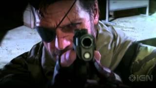 Metal Gear Solid: The Phantom Pain Trailer - E3 2014