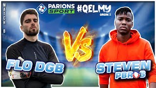 STEVEN PARODIE BROS VS FLO DGB : FRANCE VS BELGIQUE ! (QELMY Saison 2)