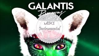 Runaway - Galantis [Instrumental]