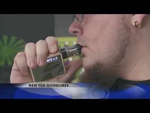 Local vapor shops concerned new FDA rules will shut them down