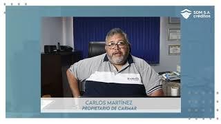 Testimonio Carlos Martinez - Agencia Carmar