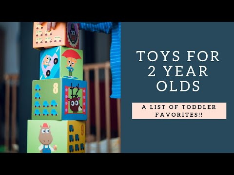 The 9 Best Educational Toys for just two-Year-Olds of 2020
