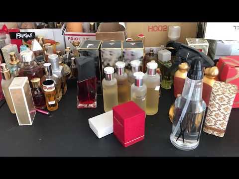 Collectible Perfumes