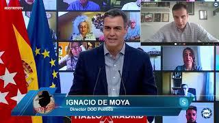 Ignacio de Moya:Triunfo de Ayuso modifica la política Española,pero beneficia más al PP que a Casado
