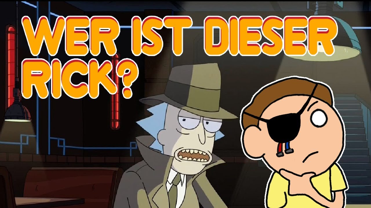 Rick And Morty Deutsch