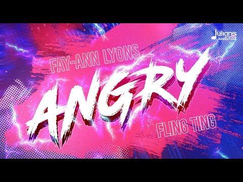 """Fay-Ann Lyons - Angry (Fling Ting) """"2020 Soca"""" (Trinidad)"""