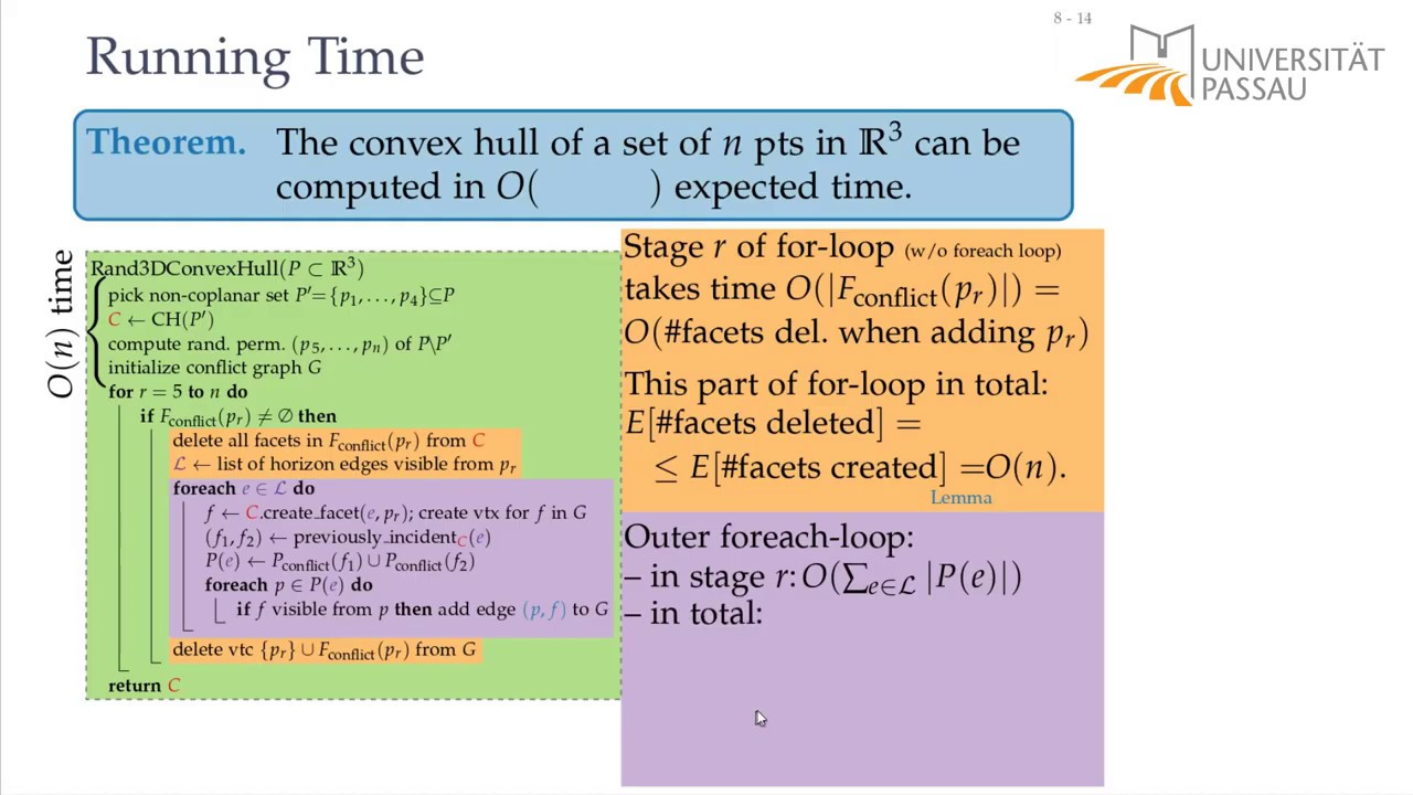 Download Convex Hull in 3D (3/5) | Computational Geometry - Lecture 09