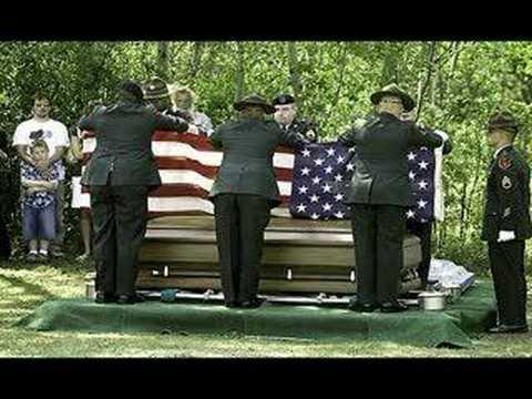 Funeral of SPC Grant A. Dampier (Version 2)