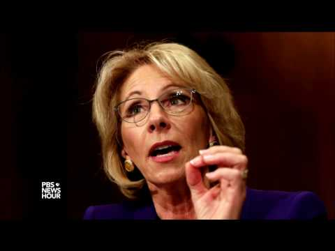 How Betsy DeVos could reshape national education policy