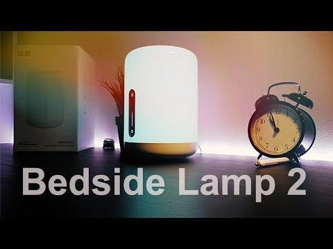 Обзор Xiaomi Mijia Bedside Lamp 2   От «Румиком», магазина Xiaomi