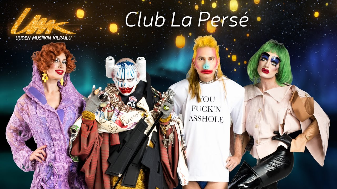 Финляндия на Евровидении-2017: Club La Persé - «My Little World»