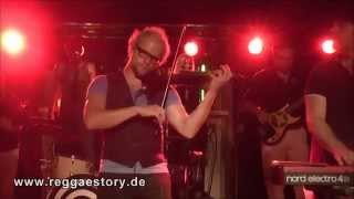 Yellow Umbrella & David Wedel - 10/17 - Fire - 11.10.2014 - Scheune Dresden