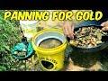 Gold Panning Kit - Gold Rush Nugget Buck