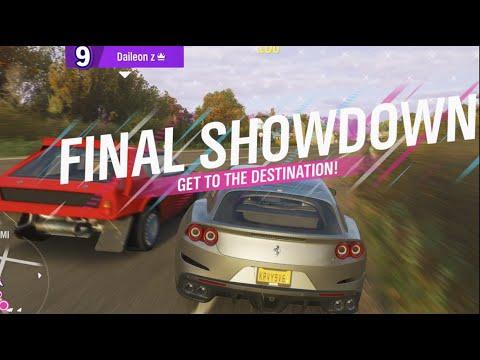 Forza Horizon 4 HARD Final Showdown Eliminator Battle!! New Years Special!!