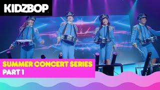 KIDZ BOP Live - Summer Concert Series | Presented by: Outschool (PART 1)