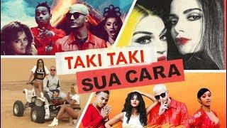 VIDEO DJ Snake, Selena Gomez, Cardi B, Ozuna, Major Lazer, Anitta, Pabllo - Taki Taki Su ...