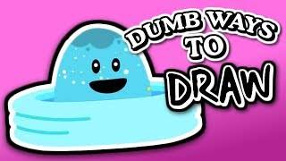 DUMB WAYS TO DRAW - PART 2 (iPhone Gameplay Video)