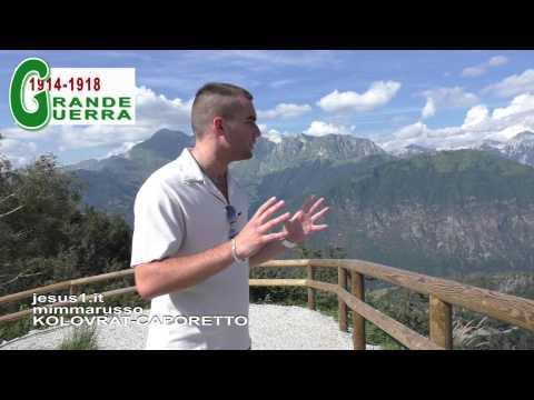 Caporetto (Kobarid) LINEA DEL FRONTE