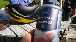 Omega 3 and Vitamin D3 Body and Fit Review Test!