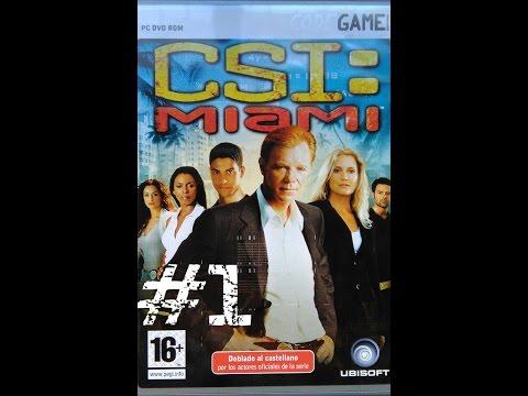 CSI: Miami. Parte 1. Caso 4: Muerte al sol (Sin Comentarios) (PC).