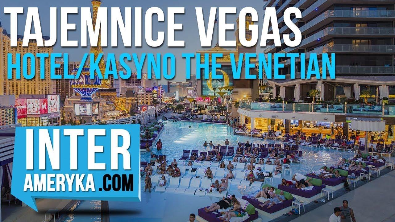"""Co warto zobaczyć w Las Vegas – Hotel, Sklepy i Kasyno """"The Venetian"""""""
