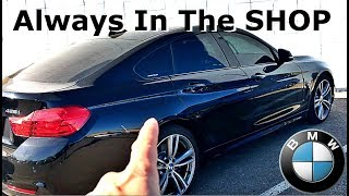 One of the Ways I Find Unreliable BMW Models