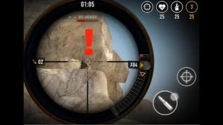 Sniper Arena | Death Match | Mountinn Outpost [Android Game]  Youtube