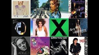 Grammy Winner list 2001-2019 (Album Of The Year)