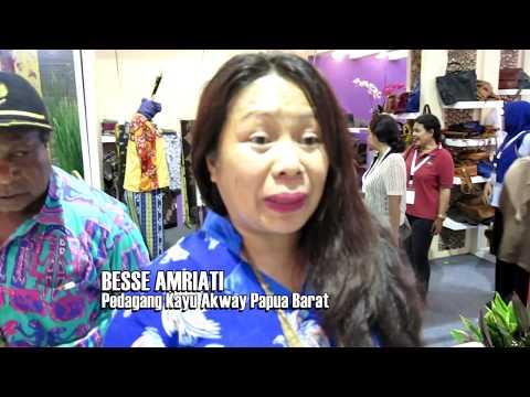GAK KUAT COBA OBAT KUAT PAPUA BARAT - TANTANGAN AKWAY NO. 1   Nusantara Expo 2016 TMII