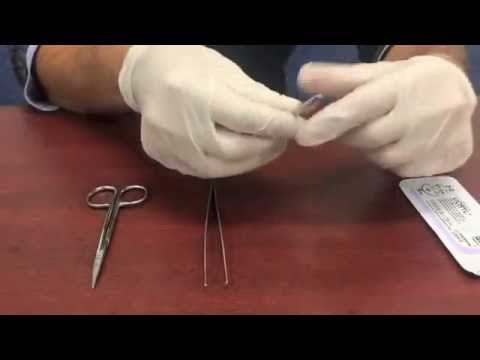 apprentissage suture