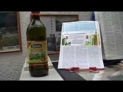 Статьи: Лечение подсолнечным маслом и продление жизни