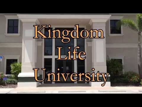 Kingdom Life University- Write your own Living Commentary