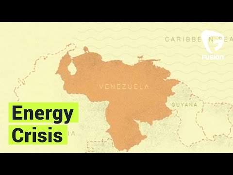 Venezuela Energy Crisis Explained
