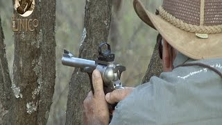 Pistol hunting - Buffalo & Sable - Unico Safaris - South Africa