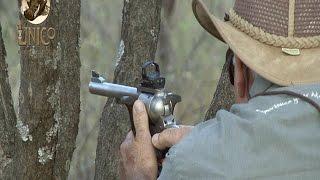 Pistol hunting - Buffalo & Sable - Unico Safaris - South Africa