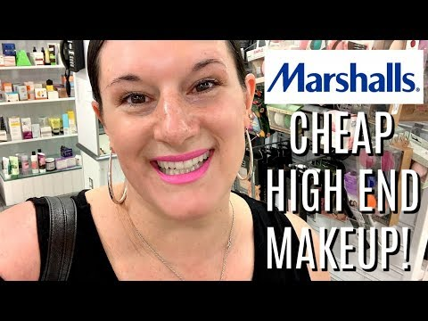 SHOP WITH ME AT MARSHALLS!!! *CHEAP* HIGH END + CLEARANCE MAKEUP!!! thumbnail