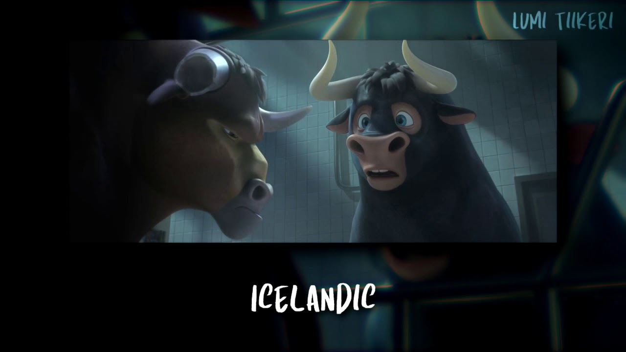 "Download Ferdinand - ""You're More Than Just A Set Of Horns"" (One Line Multilanguage) [HD]"