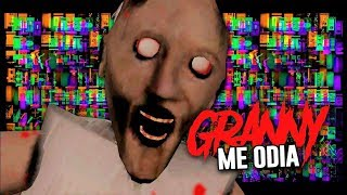 GRANNY ME ODIA *GAMEPLAY*
