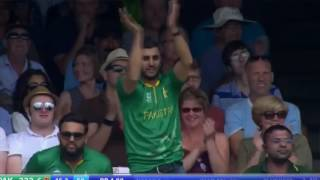 Plunkett fight with Imad wasim