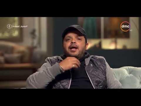صاحبة السعادة - النجم محمد هنيدي : سمير غانم هو نجم الخيال على المسرح حدوته كبيره وضحكه مختلف