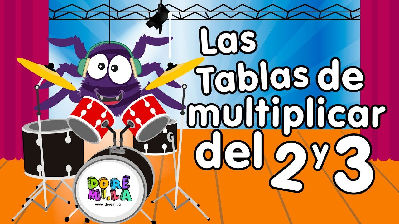 Las Tablas De Multiplicar Feb 9  Lessons  Tes Teach