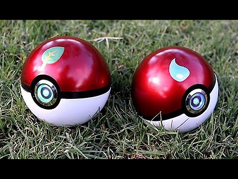 Meet a Working Real Pokeball in 2019